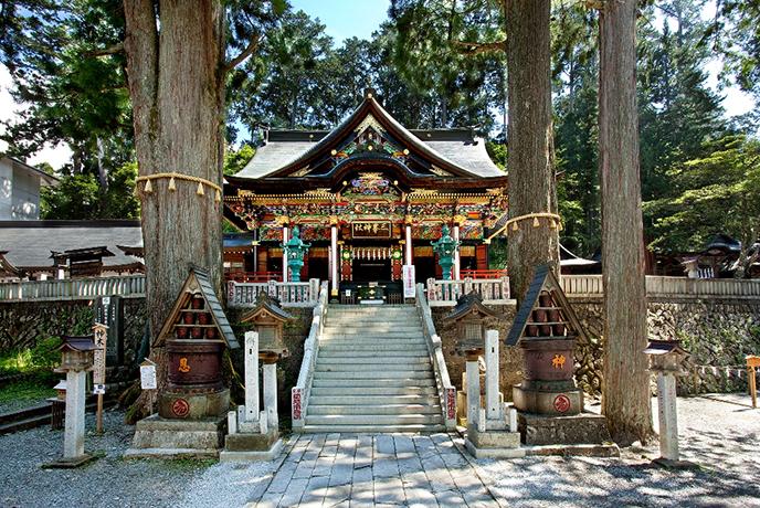 三峯神社様