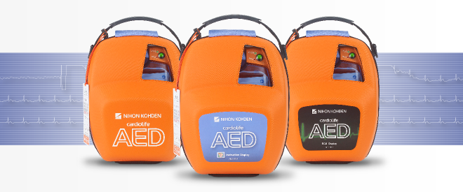 AED製品情報